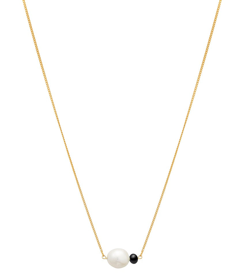 Baroque 0102 Necklace Gold