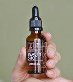 BEAUTY SHOT. FACE SERUM. BOTOKS OIL / REJUVENATE