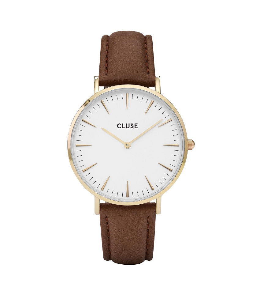 La Boheme Gold White/Brown