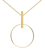 STUDIO Necklace Gold