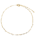 GINA Necklace Gold
