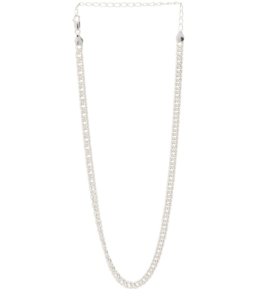 ChainLux 0102 Necklace Silver