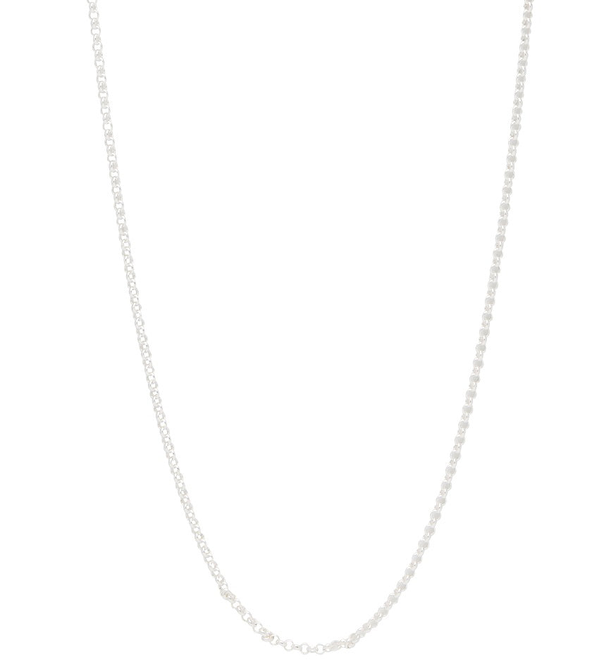 ChainLux 0103 Necklace Silver