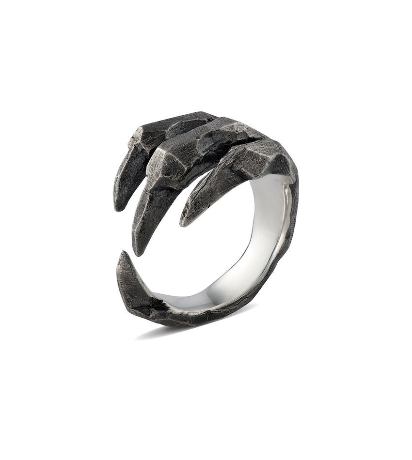 Men's Claw Ring