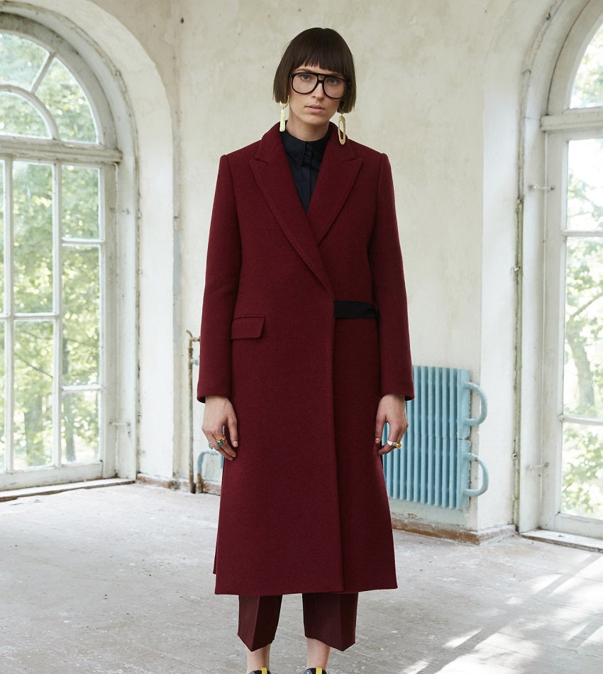 MAKENA LONG COAT