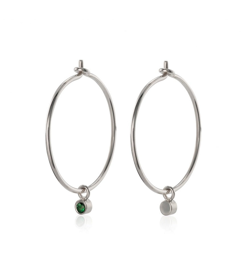 Play Hoops Earrings