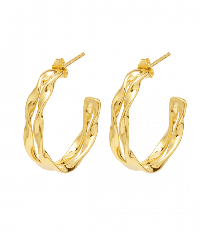 N'roll 0306 Earring Gold