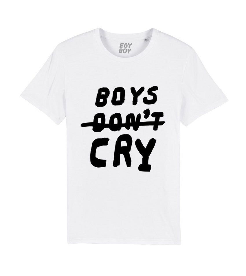 Boys don't cry Tee