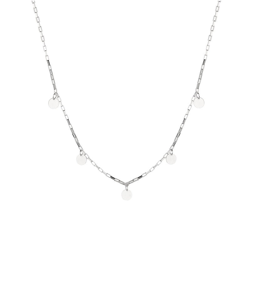 Sassy Necklace Silver