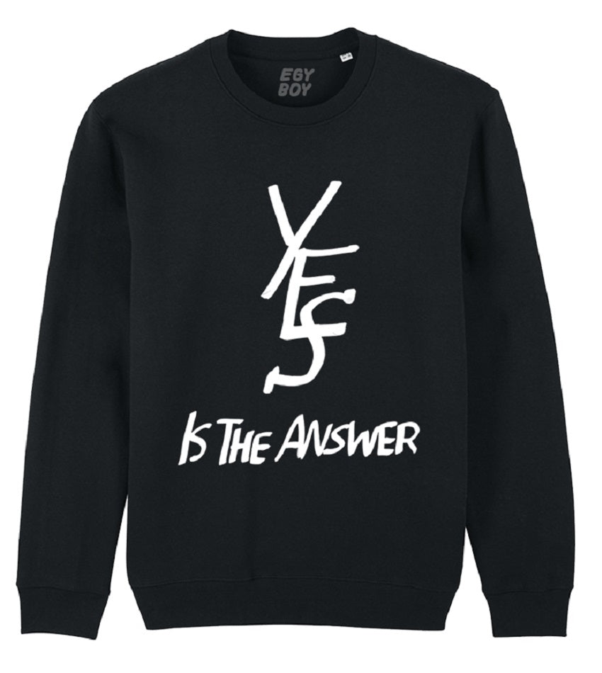 Sweater Yes is the answer