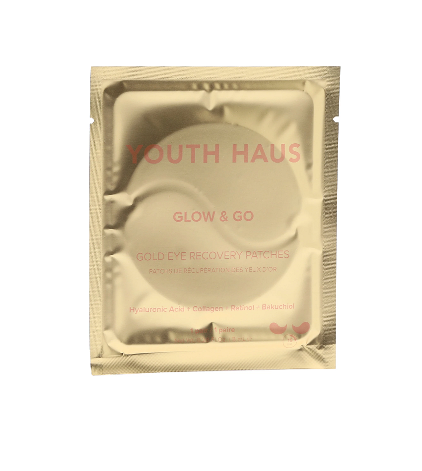 Youth Haus 24k Eye Patches