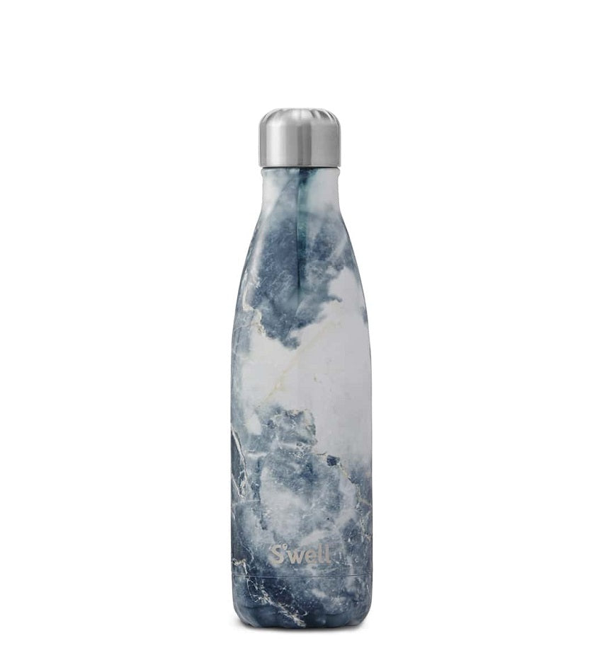 Blue Granite Bottle