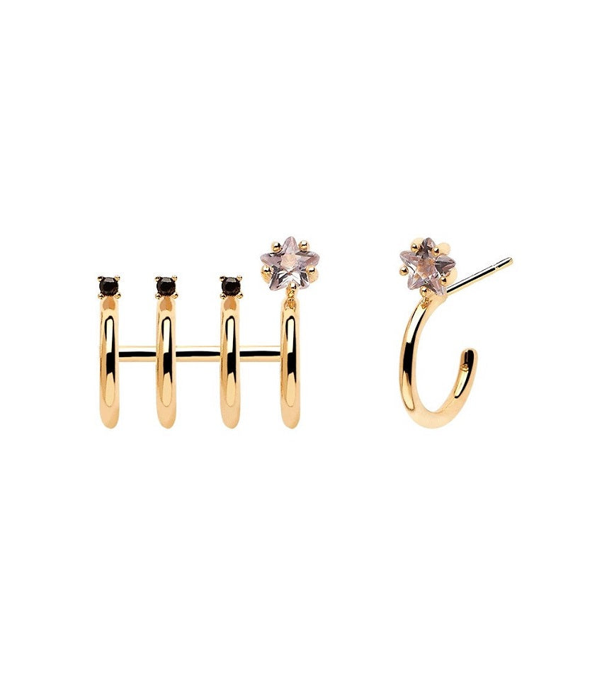 ANDROMEDA Earrings Gold