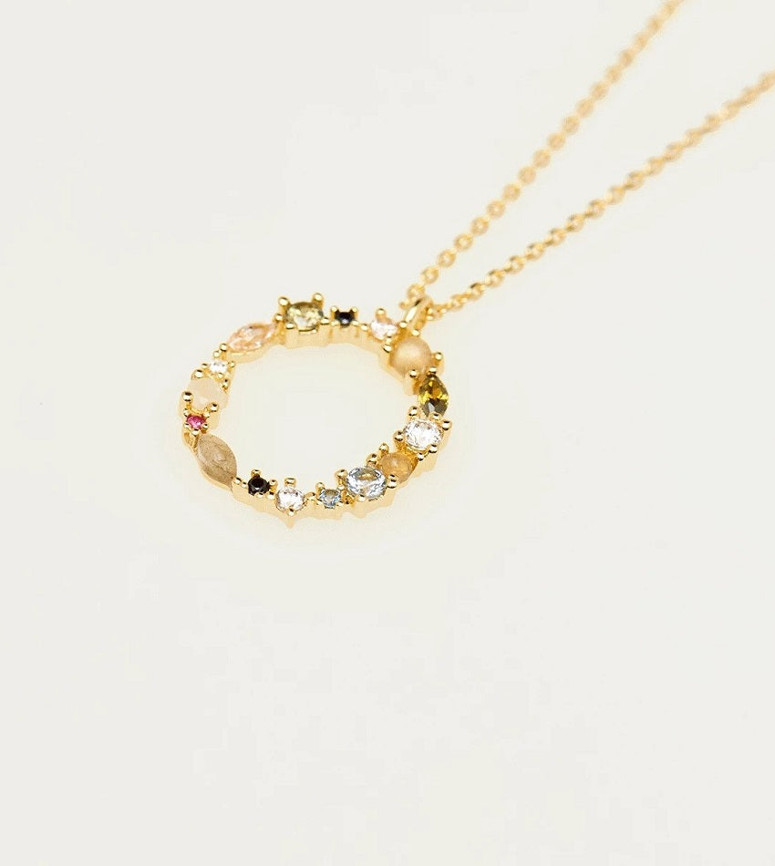 O Necklace Gold
