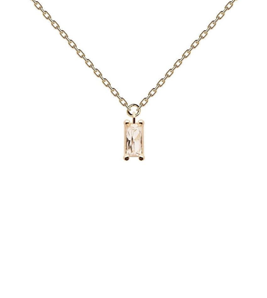 ASANA Necklace Gold