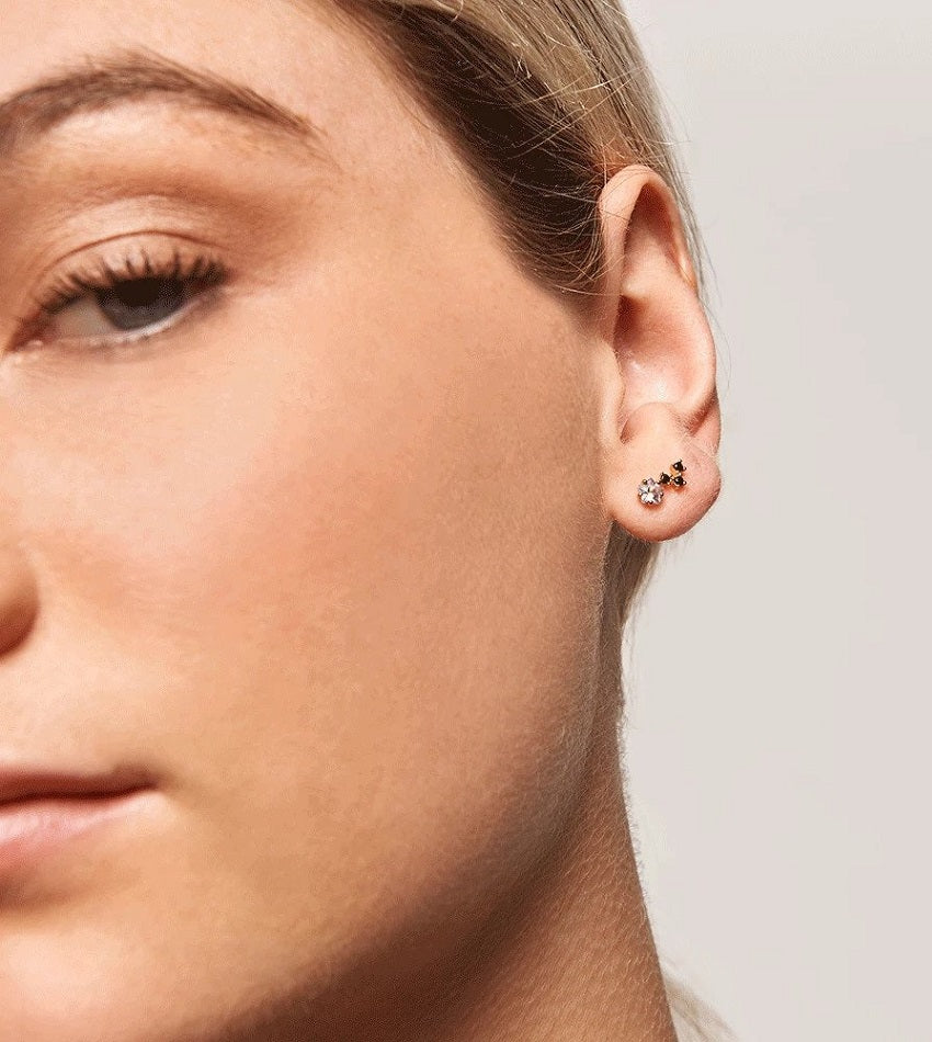 VOYAGER Earrings Gold