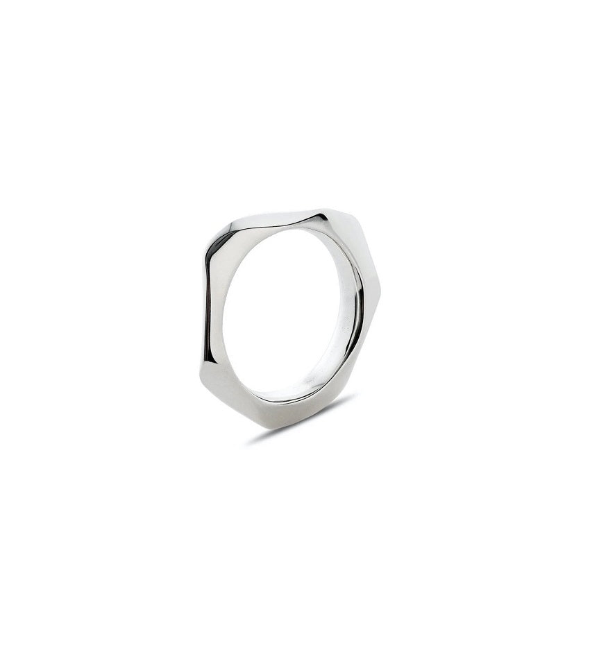 The Stacker Ring Silver