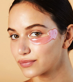Skin Camp Hydra-Gel Rosy Hearts Eye Mask (5 PACK)