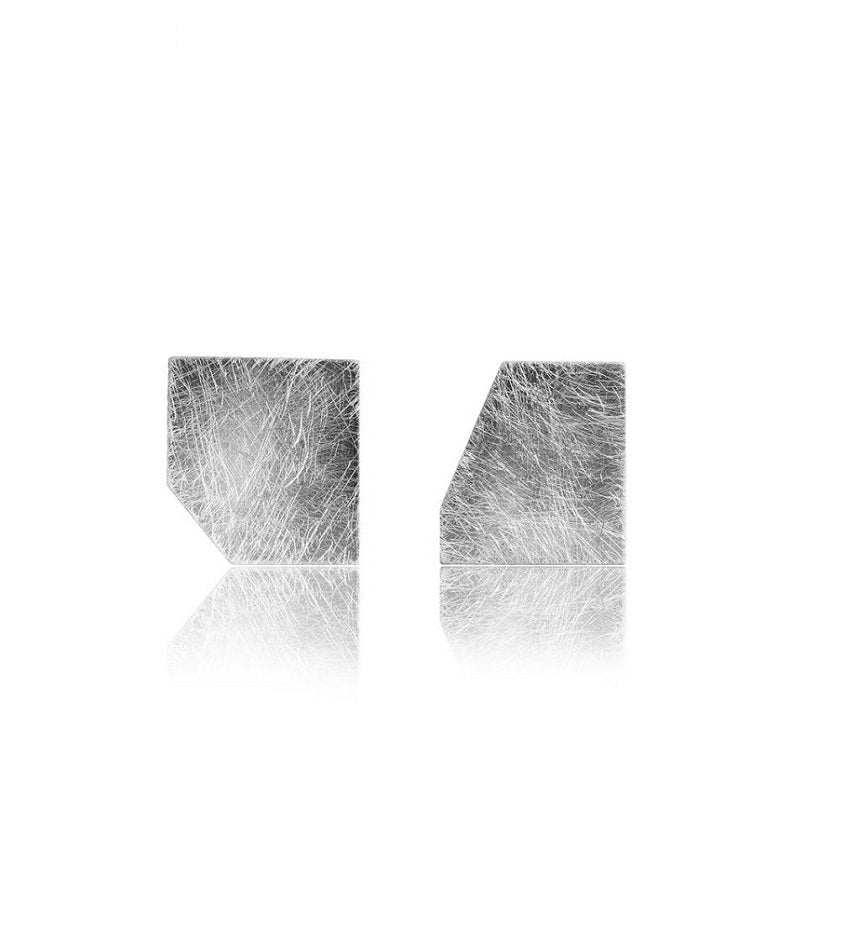 IMPERFECT Earrings Silver