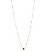 Inbetween 0102 Necklace Gold