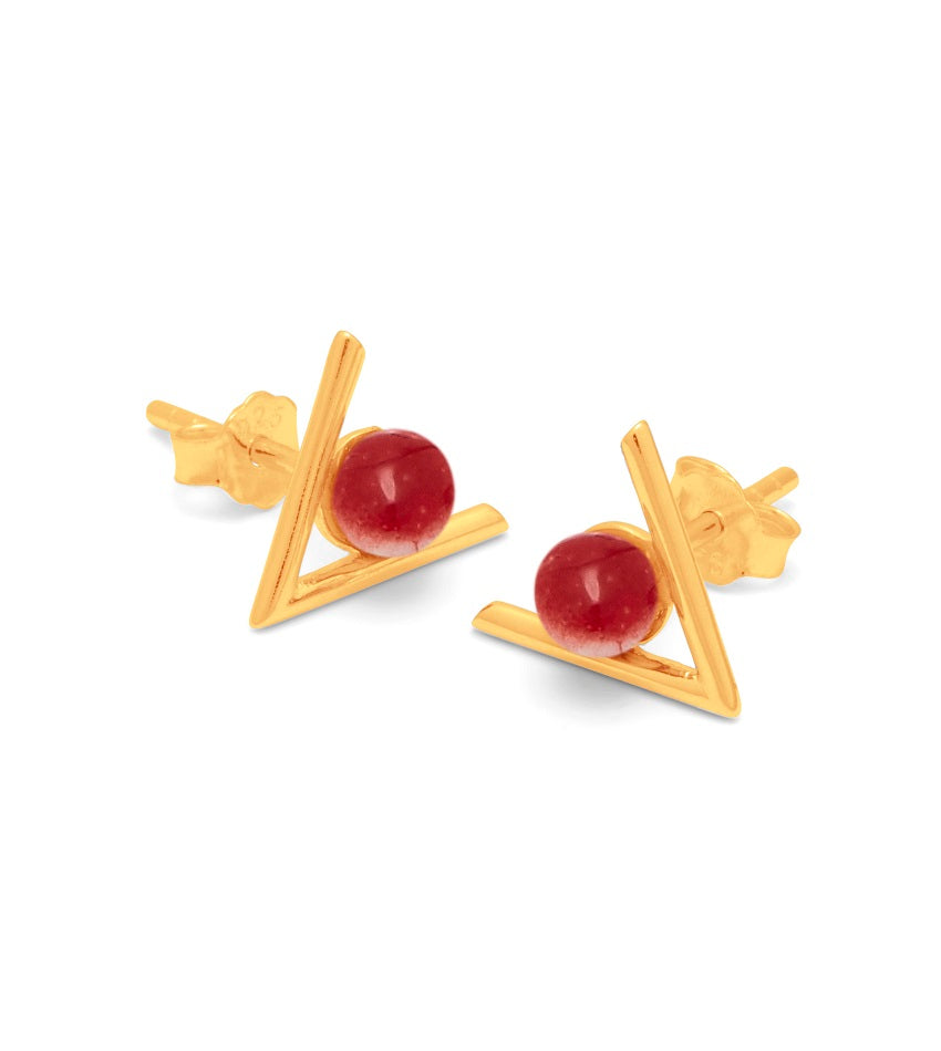 Inbetween 0301 Earring Gold
