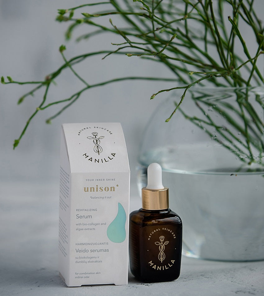 Harmonizing face serum | UNISON