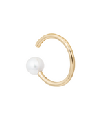 Pearl Ear Cuff Gold