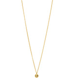 Raw Diamond 0102 Necklace Gold
