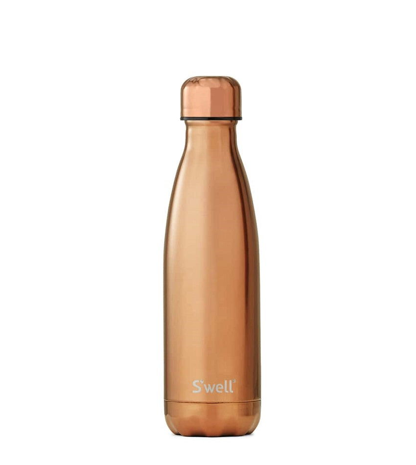 Metallic Collection Rose Gold Bottle
