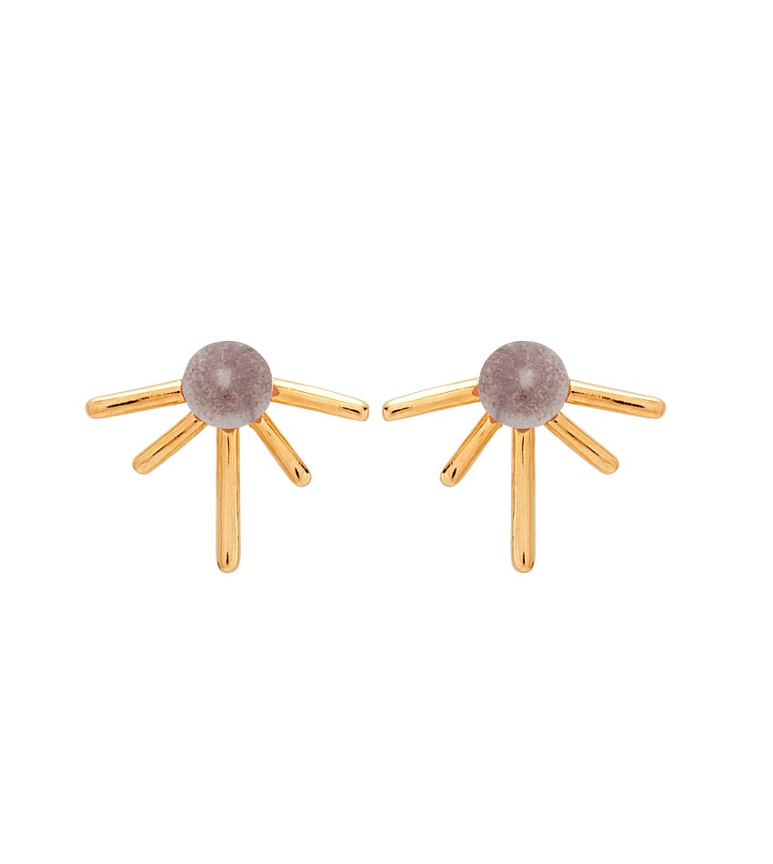 Supernova 0301 Earring Gold
