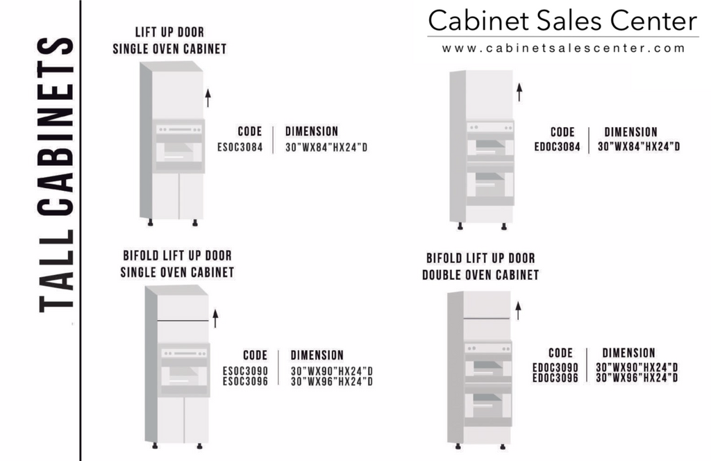 MODERN EURO STYLE TALL CABINETS CABINET SALES CENTER