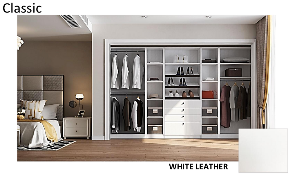 Furniture - CLOSETS
