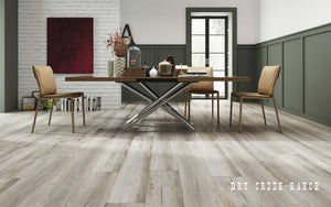 Rigid Core Wide Plank Waterproof Vinyl Flooring, Creek Ranch - Cabinet Sales Center