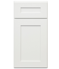 Drawer Vanity Combination Cabinet - 4 Doors, 2 Drawers - Platinum Line - Cabinet Sales Center