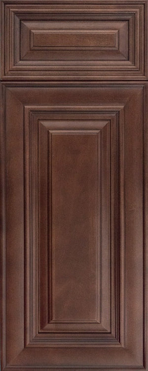 "12"" High Single Glass Door Cabinets - Ultimate - Cabinet Sales Center"