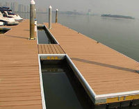 "UV Resistant Composite Decking 6"" x 1"" x 13' - Cabinet Sales Center"