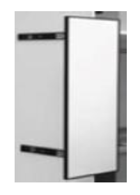 Slide Out Mirror - Closet Collection - Cabinet Sales Center