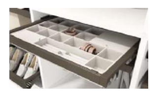 Slide Out Organizer - Closet Collection - Cabinet Sales Center
