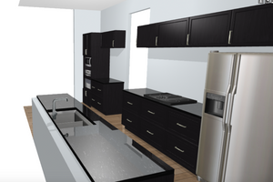 3D Design and Consultation - Cabinet Sales Center