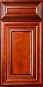 CLASSIC DECORATIVE LEG Cherry - Cabinet Sales Center