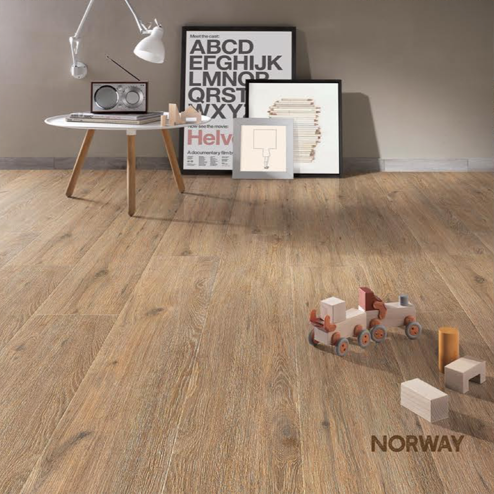 Rigid Core Waterproof Flooring, Norway - Cabinet Sales Center