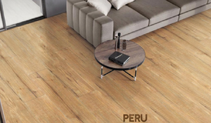 Rigid Core Waterproof Flooring, Peru - Cabinet Sales Center