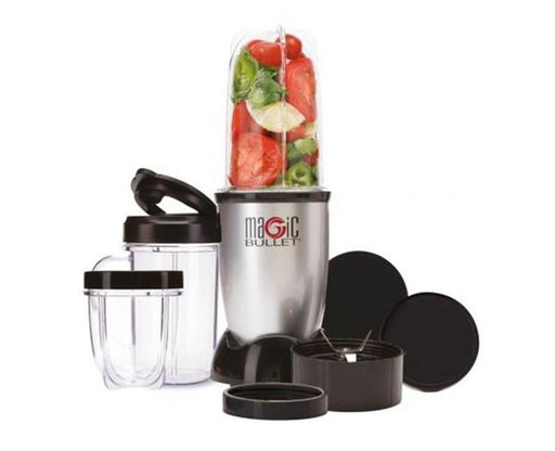 Magic Bullet (Silver, 11-delar, Mixer/Blender)