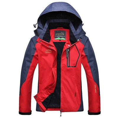Lady's Windbreaker Ski Jacket