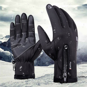 Thermal Waterproof Skiing Gloves