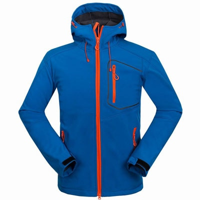 Softshell Thermal Ski Jacket