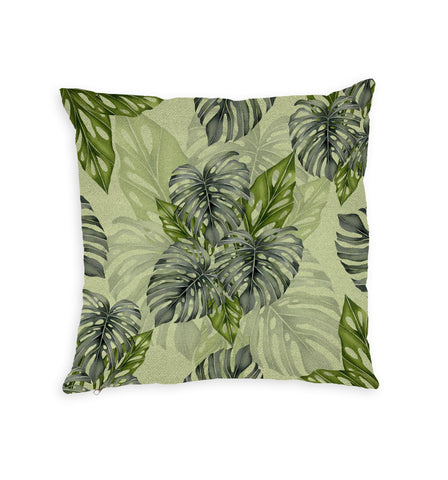 Revamp your space with this tropical designed throw pillow.