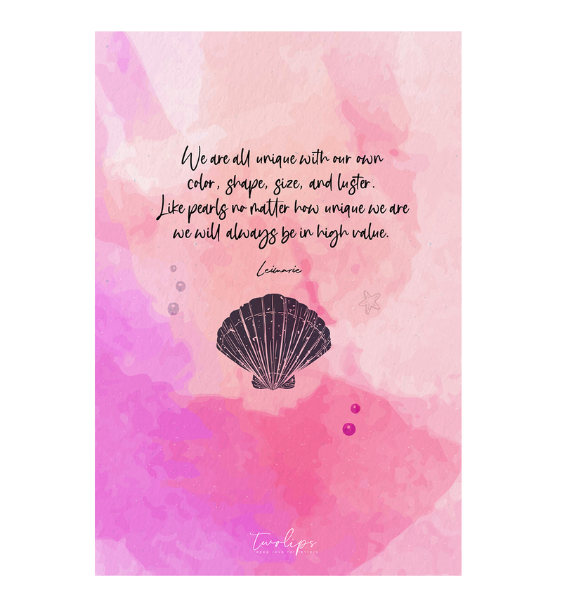 Shell Postcards by Leimarie