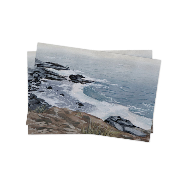Sea Storm Placemat by Ava Bernabe