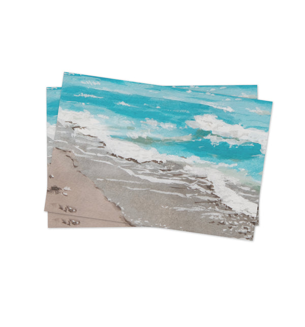 Seascape Placemat by Ava Bernabe